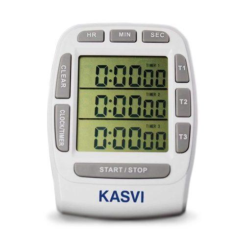 timer digital KASVI - 3 canais